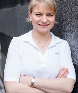 Zahnärztin Katja Widmer