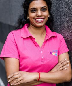 Frau Reaka Srishankar